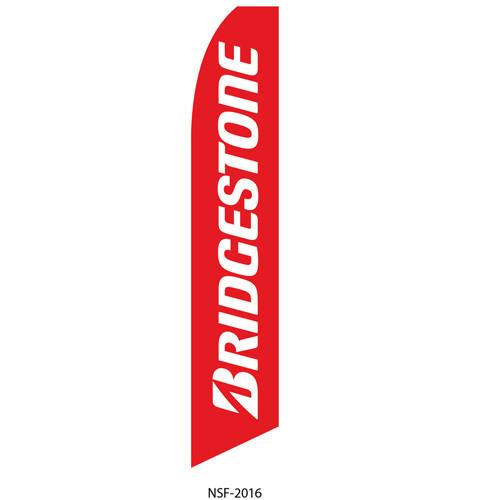 Bridgestone - Feather Flag