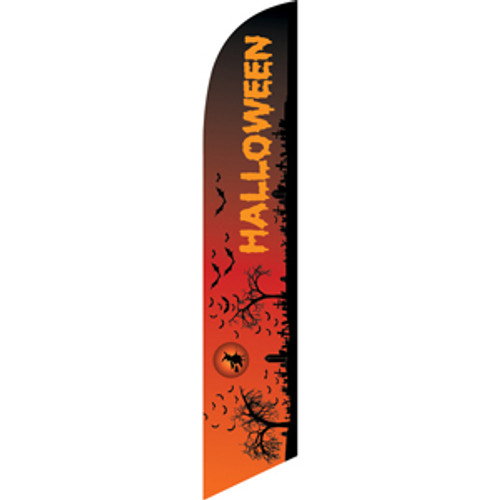 Halloween (bats) Semi Custom Feather Flag Kit