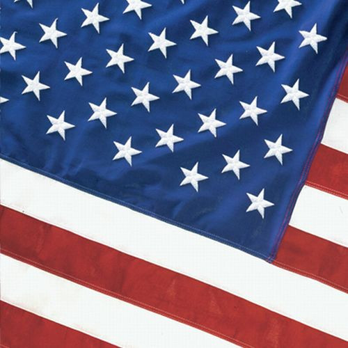 "G-Spec Medium US Cotton Flag ( U.S. Government Spec - 5' x 9' 6"")"