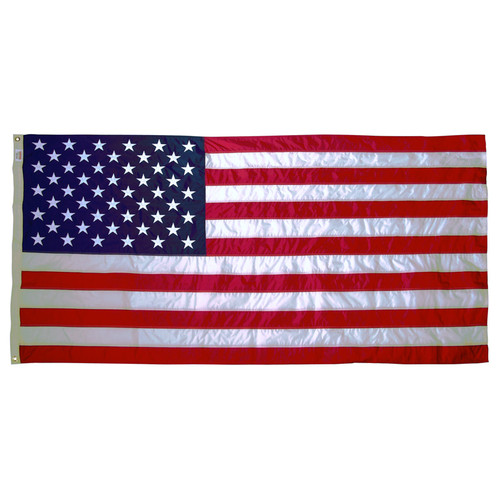 "G-Spec Small US Nylon Flag (U.S. Government Spec 2' 5"" x 4' 6"")"