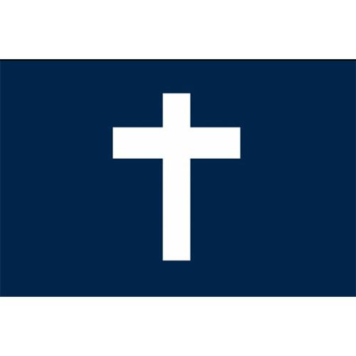 Chaplain Yacht Club Flag (hand-sewn)