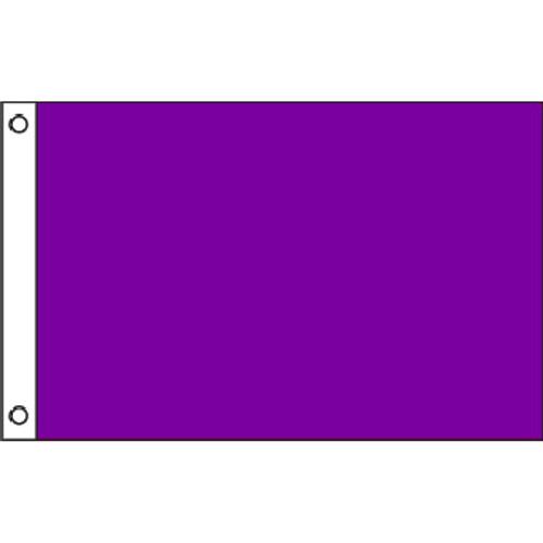 Beach Warning - Purple