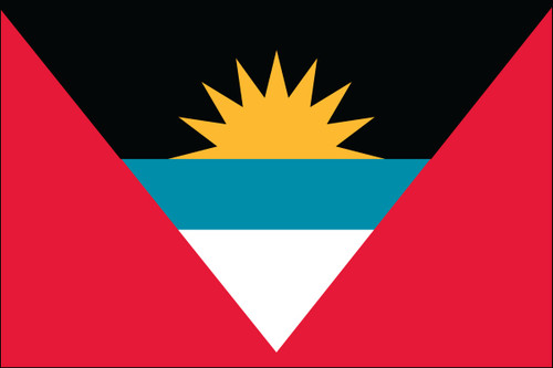 Antigua & Barbuda Nautical Flag