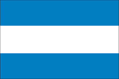 Argentina (no seal) Nautical Flag