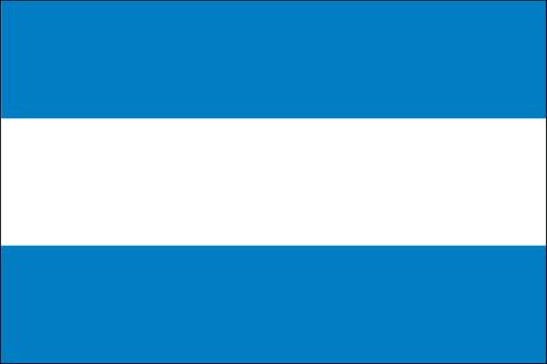 Argentina (no seal) Nautical Flag
