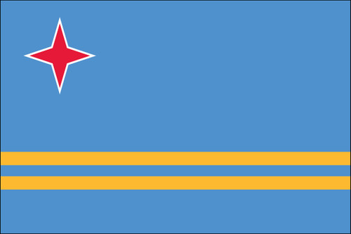 Aruba Nautical Flag
