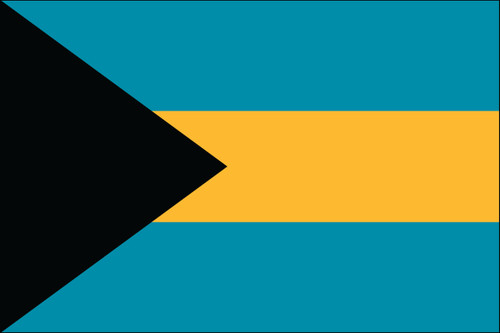 Bahamas Nautical Flag