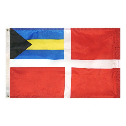 Bahamas (Red Ensign) Nautical Flag
