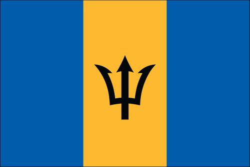 Barbados Nautical Flag