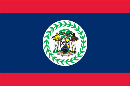 Belize Nautical Flag
