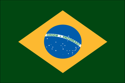 Brazil Nautical Flag