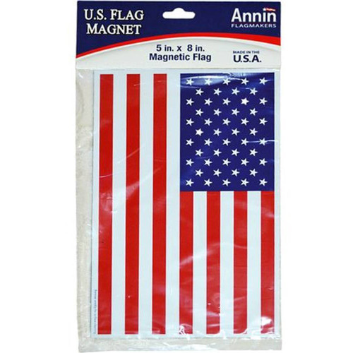US Flag Magnet 5 x 8 inches