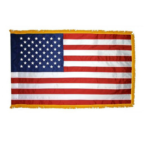American (United States US) Fringed Flag