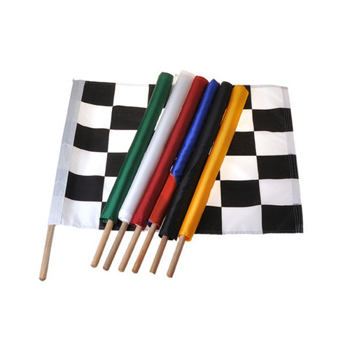 "Complete Auto Racing Flag Set 24"" x 30"""