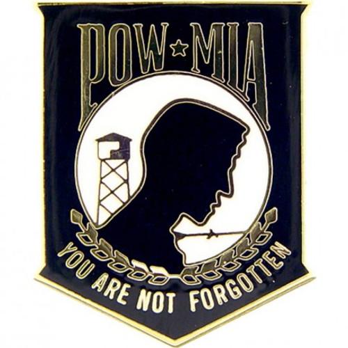 POW / MIA Lapel Pin