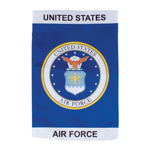 "U.S. Air Force Emblem Garden Flag 12"" x 18"""