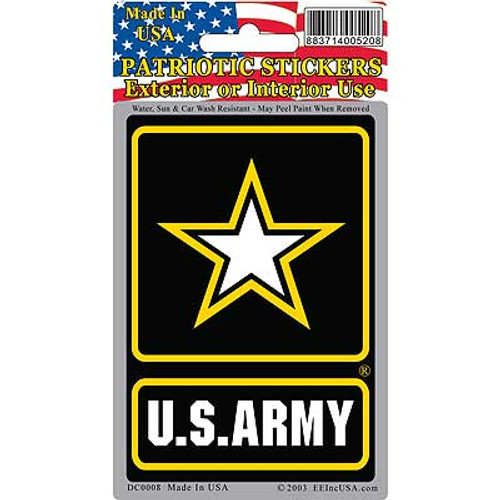 Army Strong Logo Decal