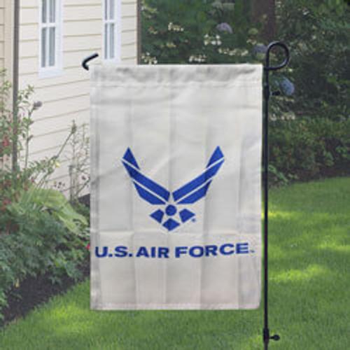 U S  Air Force Wings Garden Flag