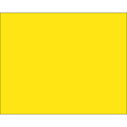 "Caution Auto Racing Flag 24"" x 30"" - Mounted"