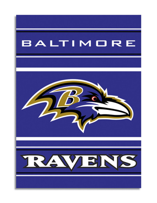 Baltimore Ravens House Banner