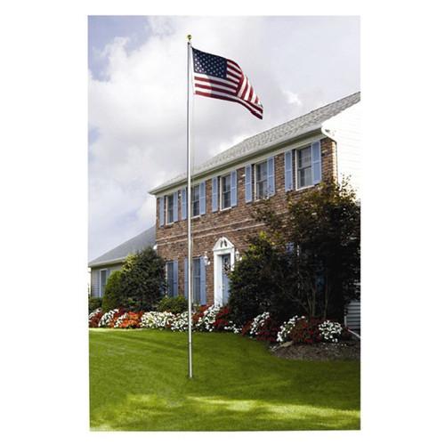 18' Steel Flagpole