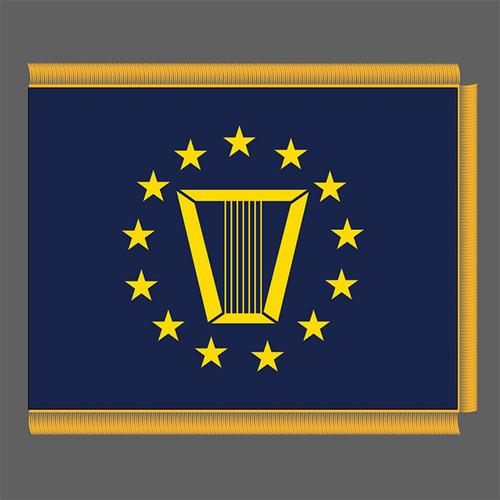Senior Executive Service Fringed Flag