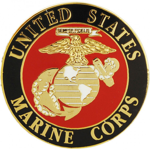 Marines Lapel Pin