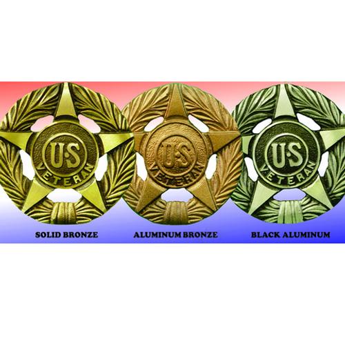 U.S. Veteran Honor Grave Markers