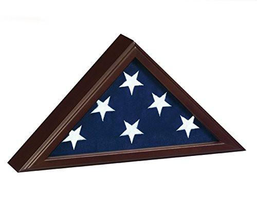 Large Memorial Flag Case