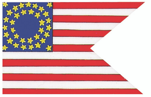 Cavalry Guidon Flag
