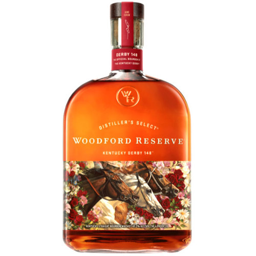 Woodford Reserve Kentucky Derby 147th Bourbon 1L