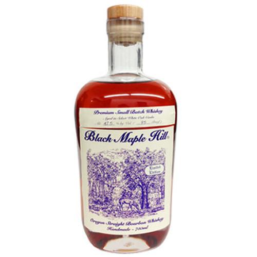 Black Maple Hill Small Batch Oregon Straight Bourbon Whiskey 750ml
