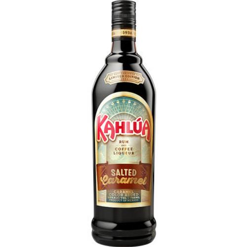 Kahlua Salted Caramel Liqueur 750ml