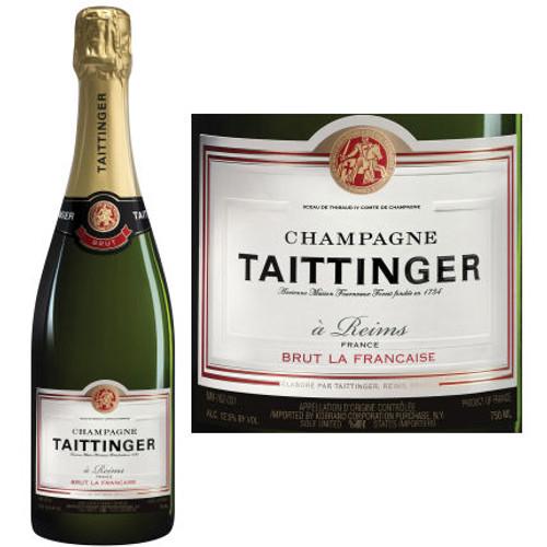 Champagne Taittinger La Francais Brut