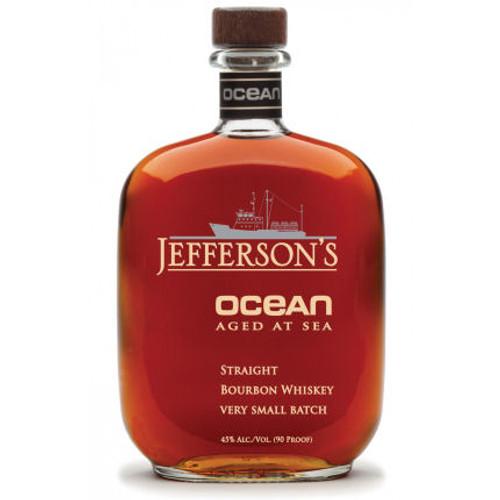 Jefferson's Ocean Aged at Sea Voyage 23 Bourbon Whiskey 750ml