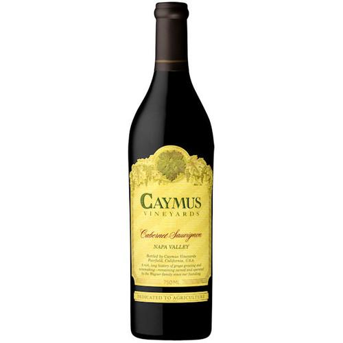 Caymus Vineyards Napa Cabernet