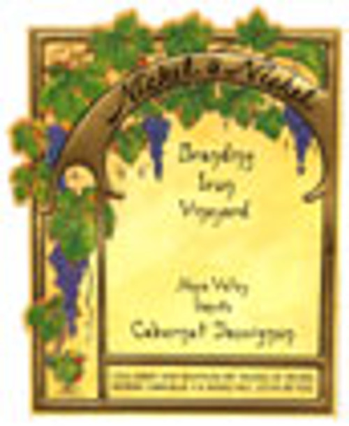 Nickel & Nickel Branding Iron Vineyard Oakville Cabernet