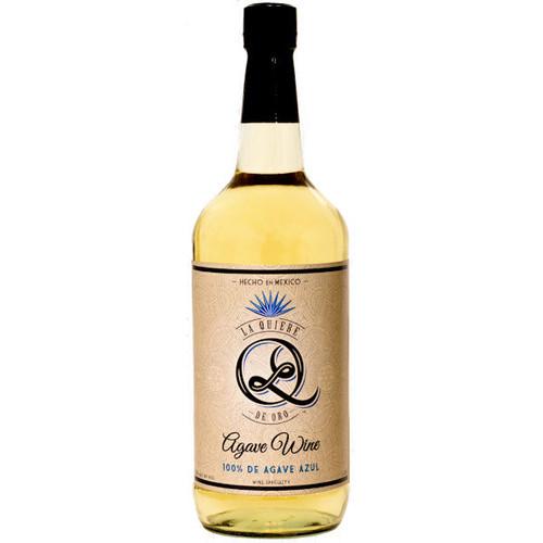 La Quiere De Oro Agave Wine 750ml