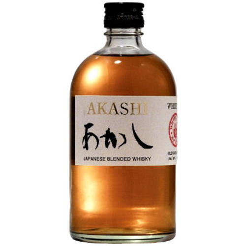 White Oak Akashi Grain Malt Whisky 750ml