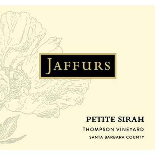 Jaffurs Thompson Vineyard Santa Barbara Petite Sirah