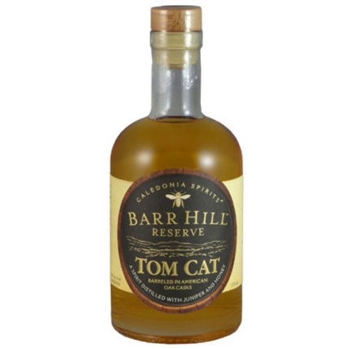 Calendonia Spirits Barr Hill Reserve Tom Cat Barrel Aged Gin 375ml