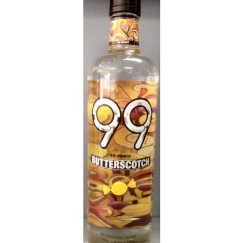 99 Butterscotch Schnapps Liqueur 750ml