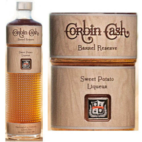 Corbin Cash Barrel Reserve Sweet Potato Liqueur 750ml