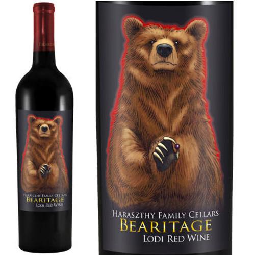 Bearitage by Haraszthy Family Cellars Lodi Red Wine