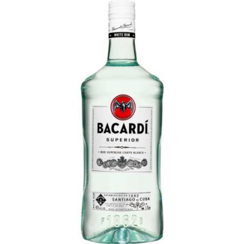 Bacardi Superior Rum Puerto Rico 1.75L