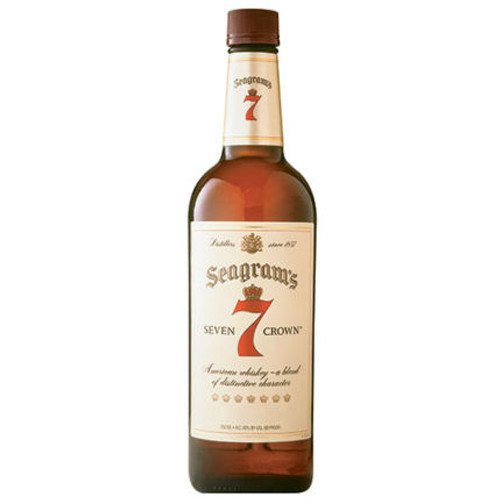 Seagram's 7 Crown Blended Whiskey 750ml