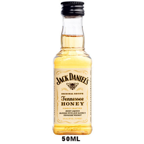 50ml Mini Jack Daniel's Tennessee Honey Liqueur