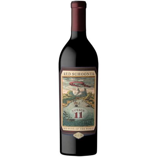 Red Schooner by Caymus Voyage 9 Mendoza Malbec
