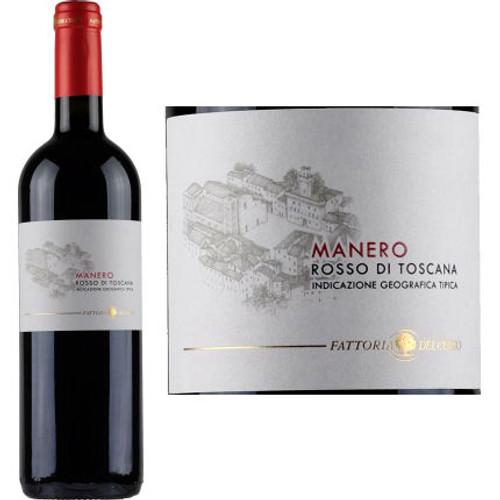 Fattoria del Cerro Manero Rosso di Toscana IGT
