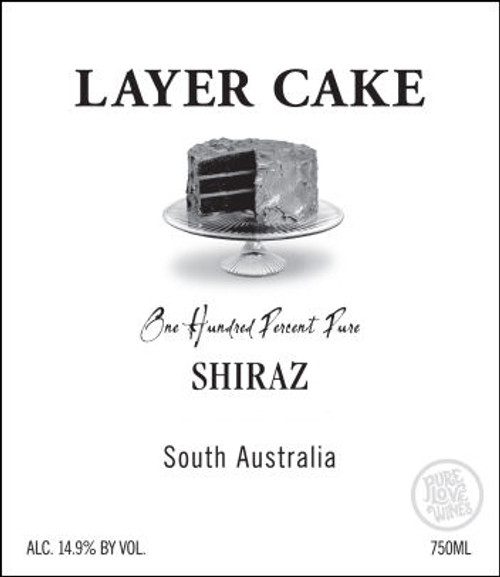 Layer Cake South Australia Shiraz